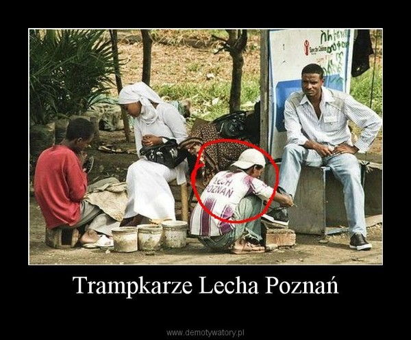 Trampkarze Lecha Poznań –