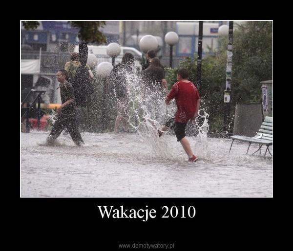 Wakacje 2010 –