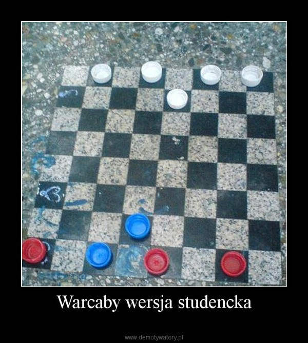 Warcaby wersja studencka –