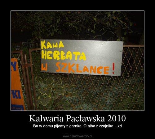 Kalwaria Pacławska 2010