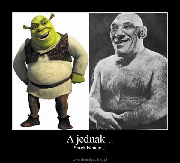 A jednak .. – Shrek Istnieje ; ]