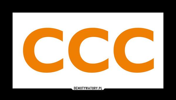 CCC – Ciepło, ciemno, ciasno...dla mnie - IDEALNIE !