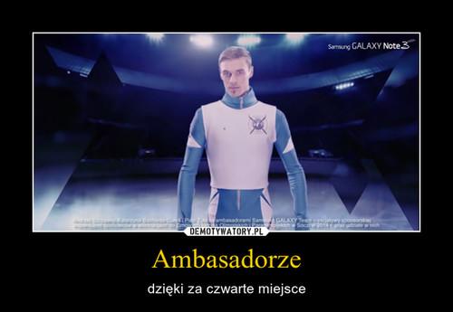 Ambasadorze