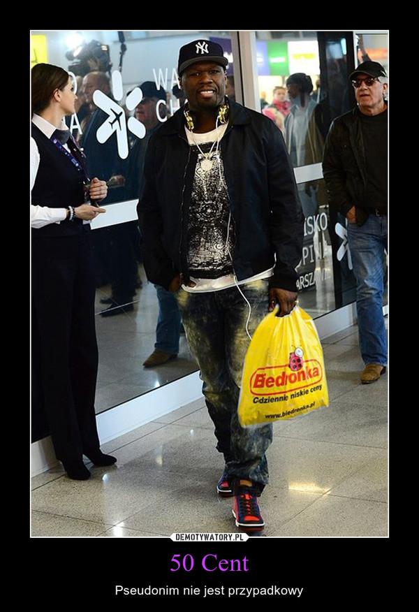 50 Cent – Pseudonim nie jest przypadkowy