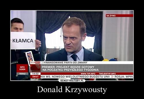 Donald Krzywousty