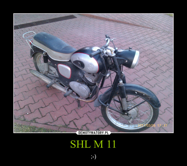 SHL M 11 – ;-)