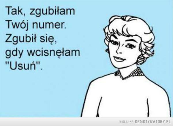 Numer –