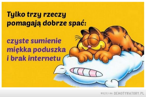 Spokojny sen –