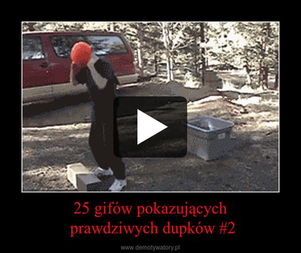 25 gifów pokazujących prawdziwych dupków #2 –