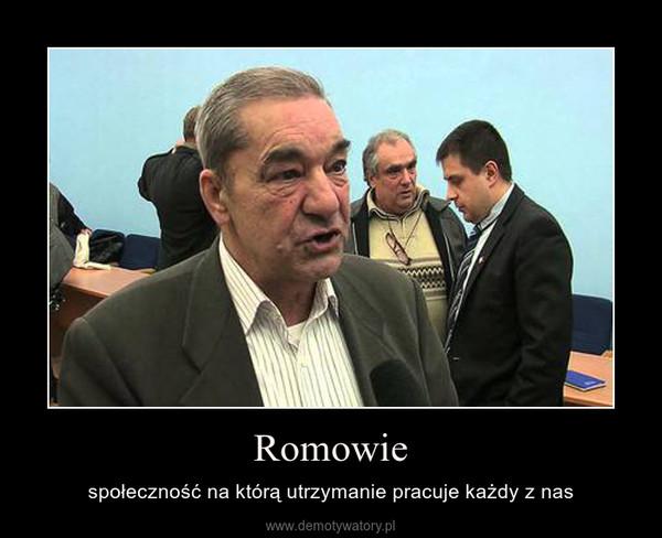 Romowie – społeczność na którą utrzymanie pracuje każdy z nas