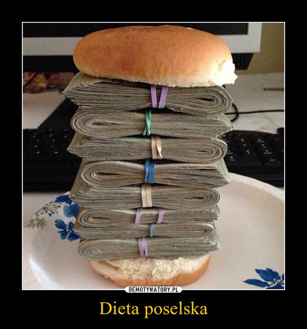 Dieta poselska –