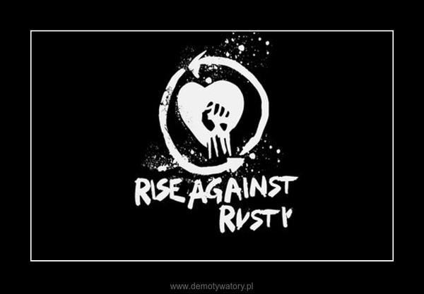 Cover Rise Against - Saviour –