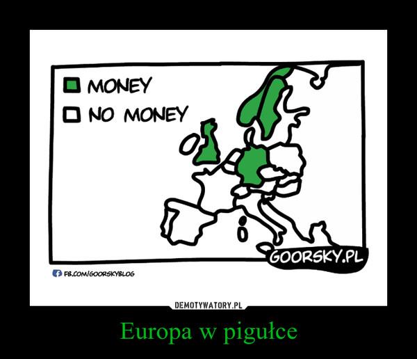 Europa w pigułce –