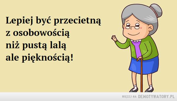 Babcina mądrość –