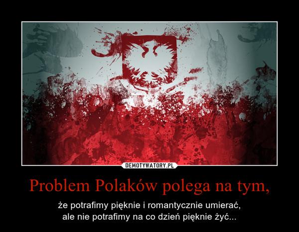 Problem Polak