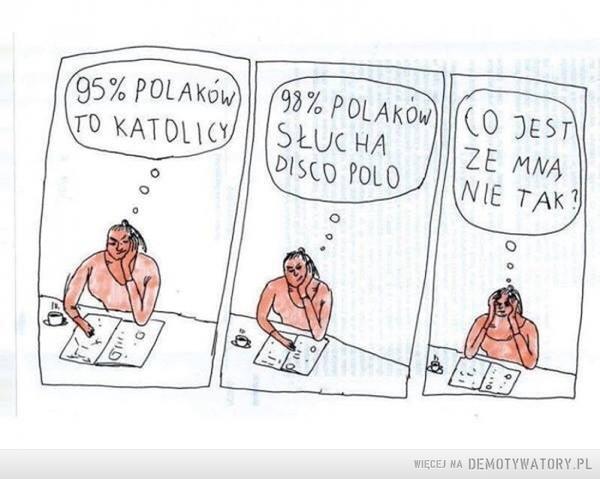 Gusta Polaków –