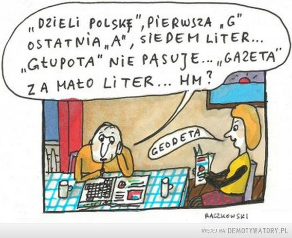 Dzieli Polskę... –