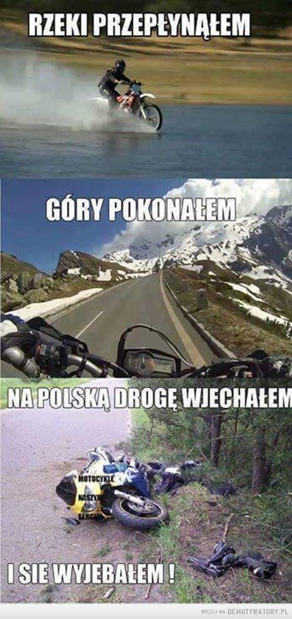 Polskie drogi –