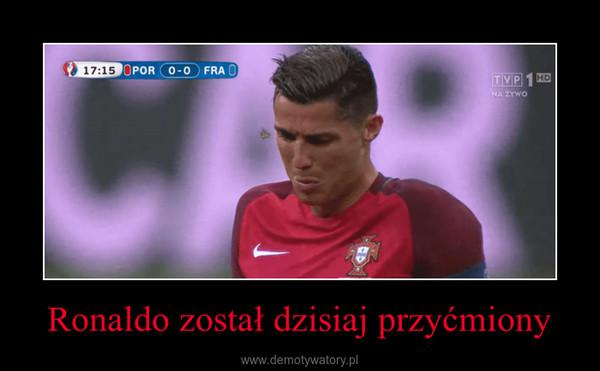 Ronaldo został dzisiaj przyćmiony –