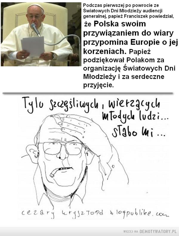 Skowyt... się niesie po redakcjach –