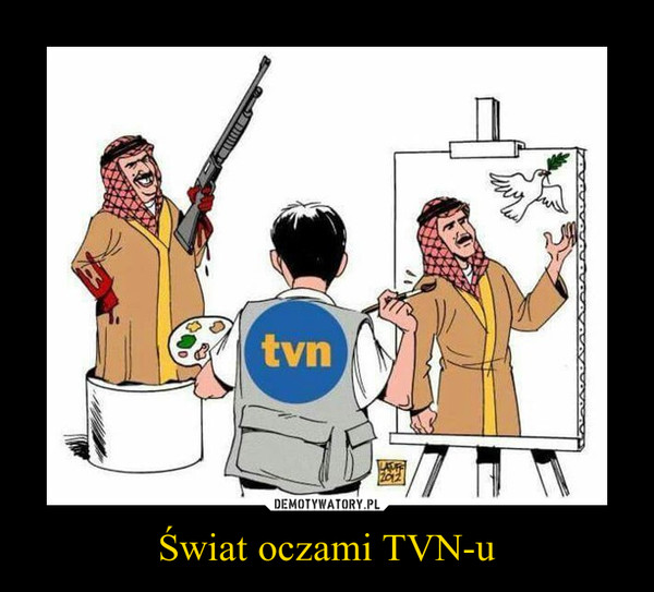 Świat oczami TVN-u –  TVN