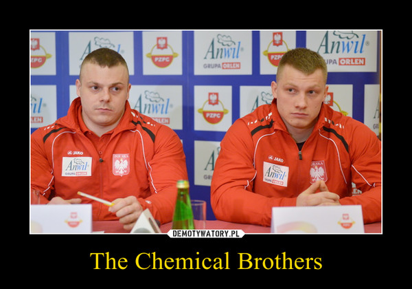 The Chemical Brothers –