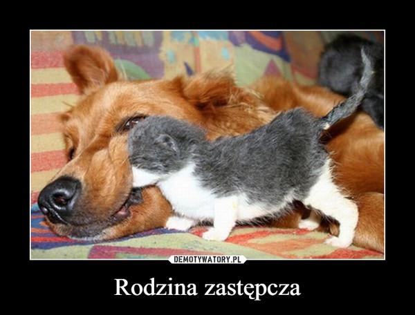Rodzina zastępcza –