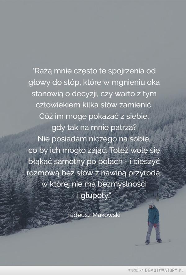 Tadeusz Makowski –