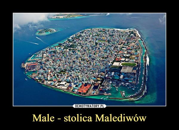 Male - stolica Malediwów –