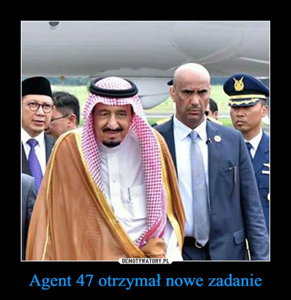 Agent 47 otrzymał nowe zadanie –