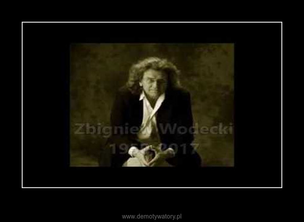 Zbigniew Wodecki - Pamietamy –
