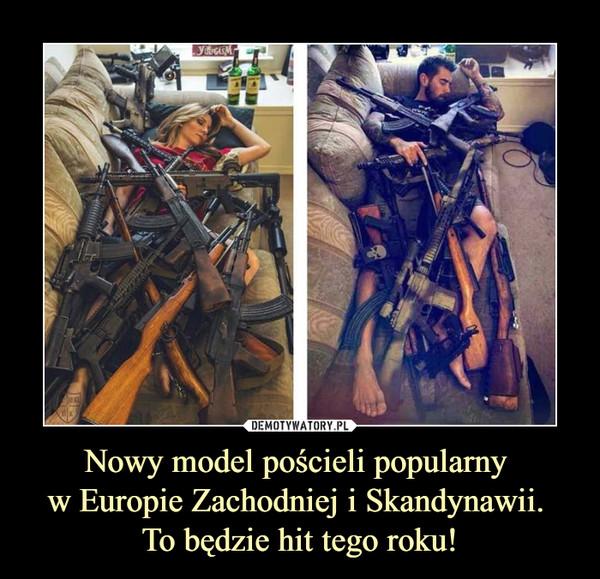Nowy model pościeli popularny w Europie Zachodniej i Skandynawii. To będzie hit tego roku! –