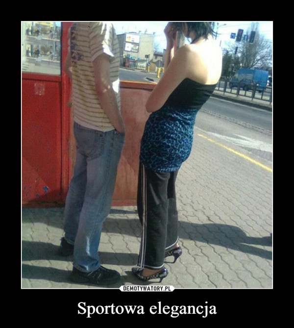 Sportowa elegancja –