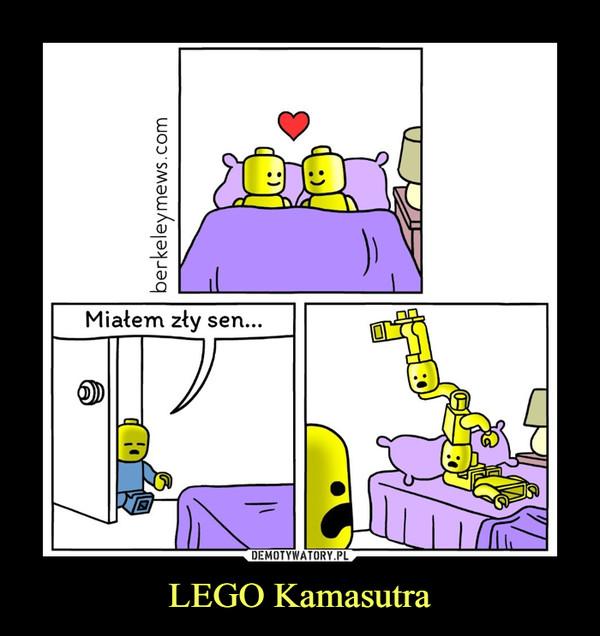 LEGO Kamasutra –  Miałem zły sen