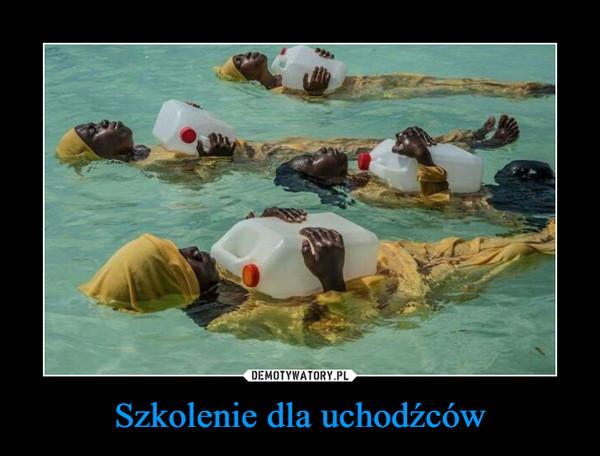Szkolenie dla uchodźców –