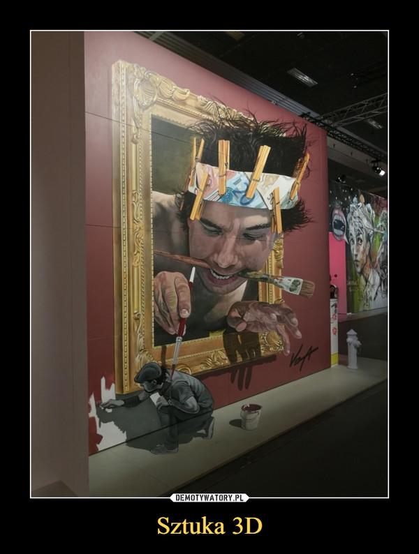Sztuka 3D –