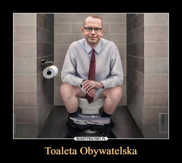 Toaleta Obywatelska –