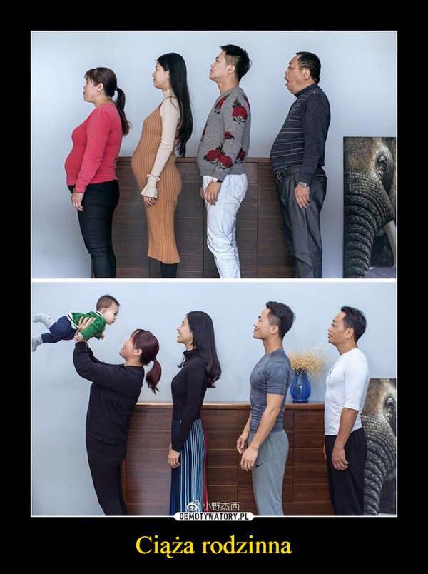 Ciąża rodzinna –