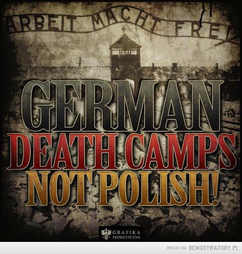 #GermanDeathCamps