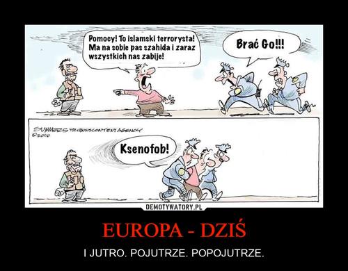 EUROPA - DZIŚ