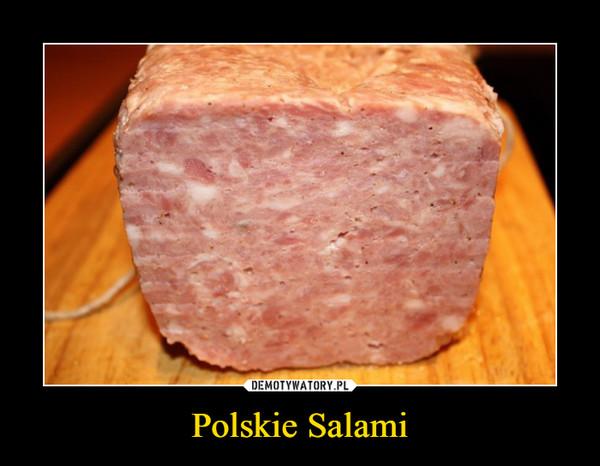 Polskie Salami –