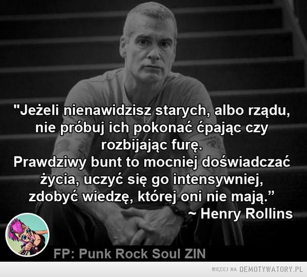 Henry Rollins Cytat –