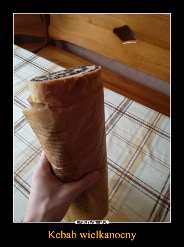 Kebab wielkanocny –