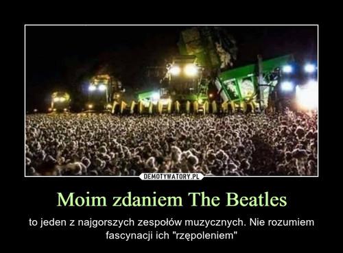 Moim zdaniem The Beatles