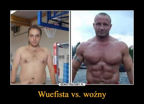 Wuefista vs. woźny