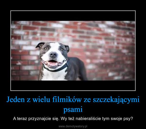 Jeden z wielu filmików ze szczekającymi psami – A teraz przyznajcie się. Wy też nabieraliście tym swoje psy?