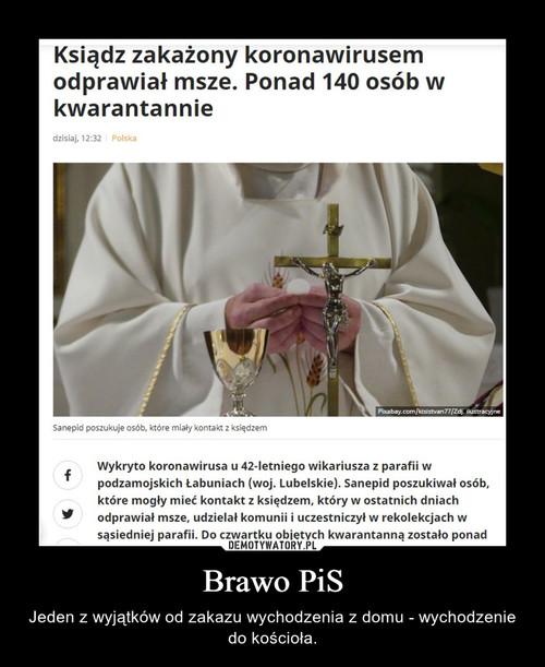 Brawo PiS