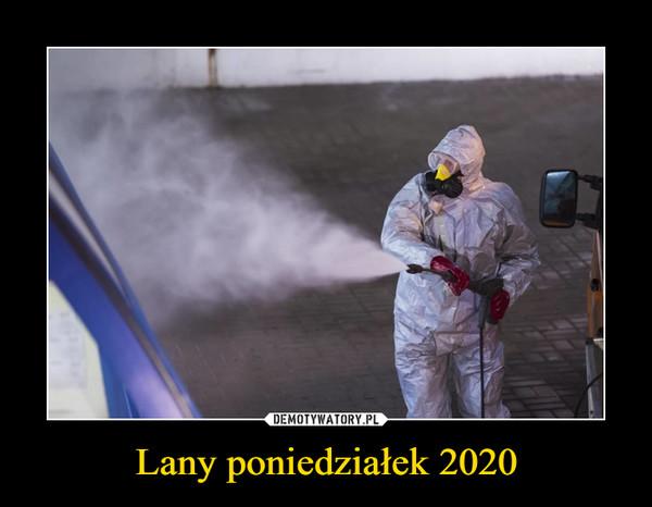 Lany poniedziałek 2020 –