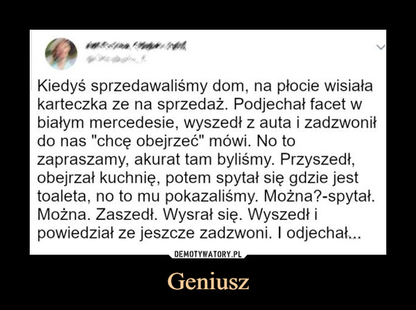 Geniusz –