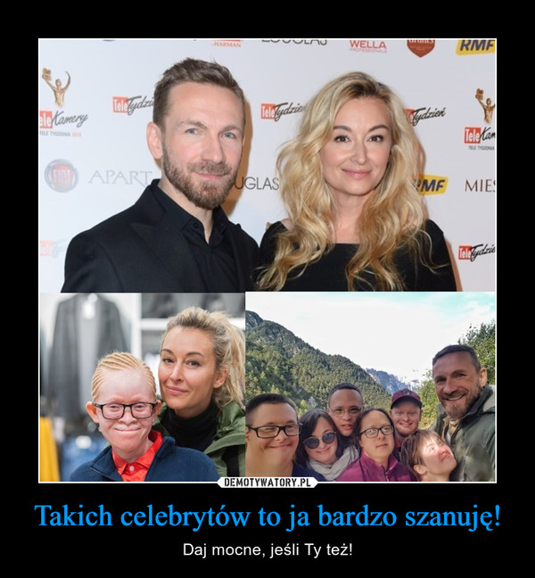 Takich celebrytów to ja bardzo szanuję! – Daj mocne, jeśli Ty też!